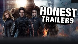 Honest Trailers - Fantastic Four (2015)