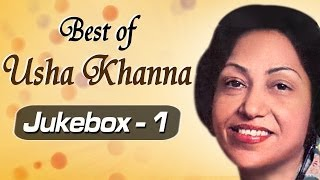 Usha Khanna Hits Video Superhit Old Hindi Video Songs
