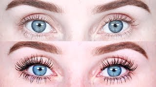TESTING OUT DRUGSTORE MASCARAS?! | Lauren Curtis