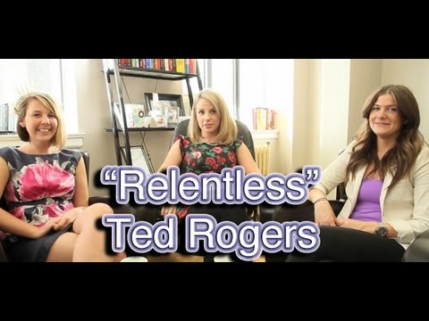 Pinot & Prose: Relentless by: Ted Rogers