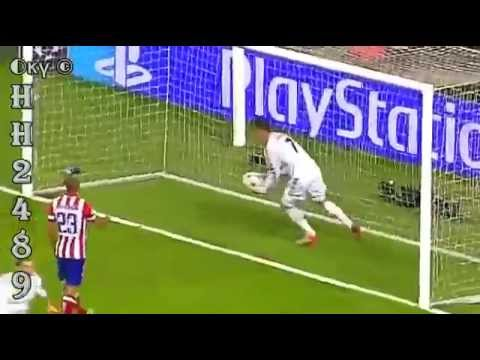 Real Madrid vs Atletico Madrid 1 1 Sergio Ramos Goal