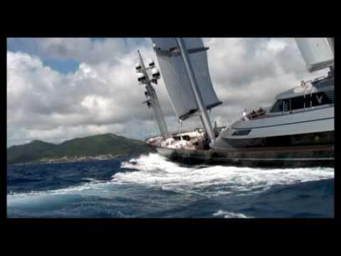 Video Perini Navi: most beautiful sailing yachts
