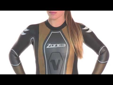 Zone3 Women's Victory Wetsuit - Presented by SwimShop