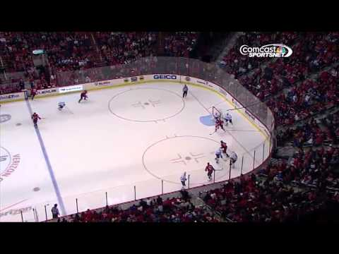 Alex Ovechkin Goal : Washington Capitals v Toronto Maple Leafs