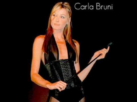 for Carla bruni le ciel dans une chambre