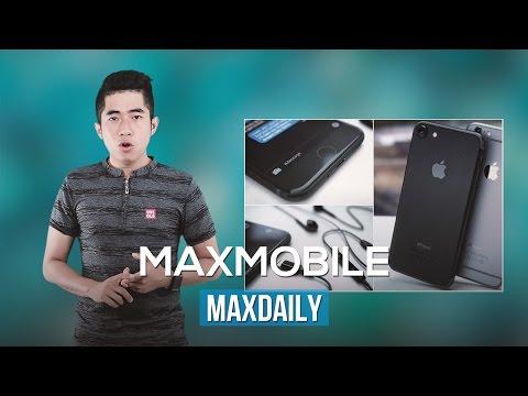 MaxDaily 30/07: iPhone 7 bắt đầu cho đặt hàng trước từ 09/09;