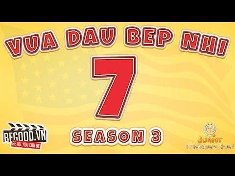 [Full màn hình] Vua Đầu Bếp Mỹ Nhí Mùa 3 Tập 7 - Masterchef Junior US Season 3 Episode 7 VietSub
