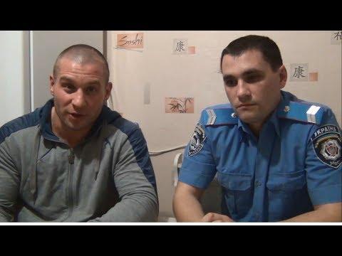 Резонансное интервью с инспектором ГАИ, ч. 1