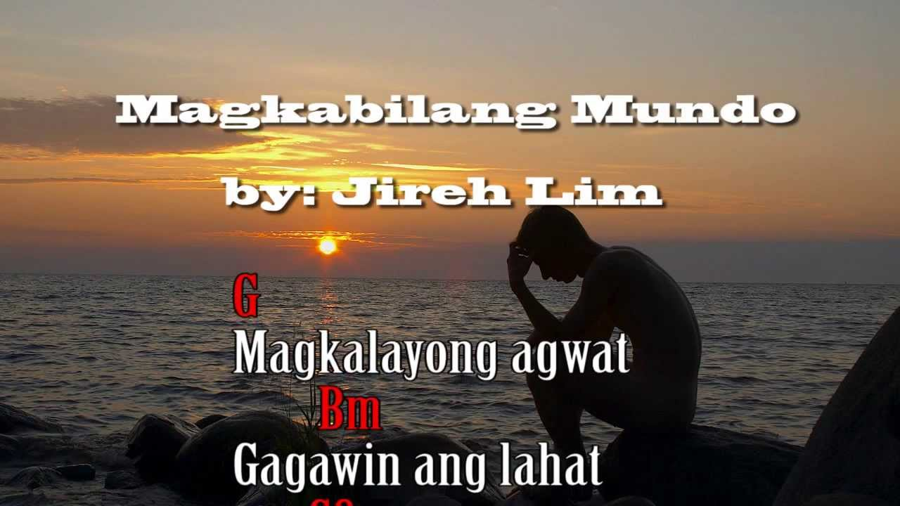 Magkabilang Mundo Jireh Lim