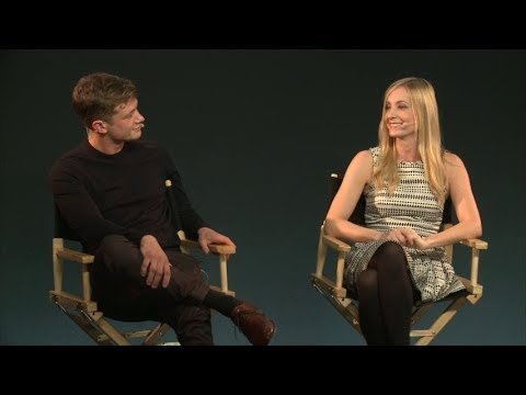 Ed Speleers and Joanne Froggatt: Downton Abbey - Meet the Cast by Apple Inc