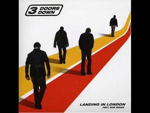 3 Doors Down - Let Me Go (Acoustic Version) (ft Bob Seger)