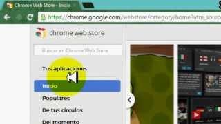 Como Desinstalar Las Aplicaciones De Web Store De Google