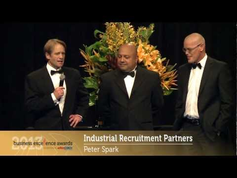 2013 Asia/Pacific Business Excellence Awards - Best Overall Company (Less Than 50 Employees)