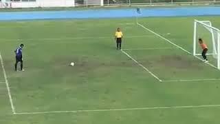 El mejor penalti de la historia