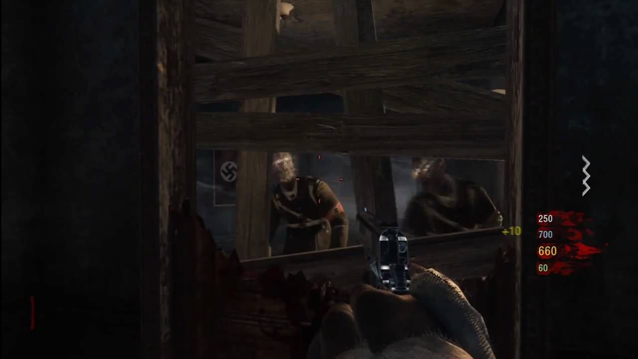 Call of duty black ops nazi zombies gameplay youtube