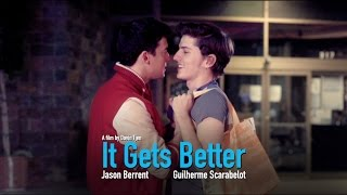 IT GETS BETTER | A Gay Short Film