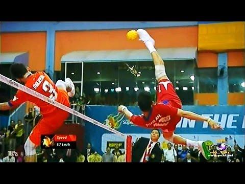 ISTAF Super Series 2013/14 Men's Final MALAYSIA - THAILAND (Full Match)