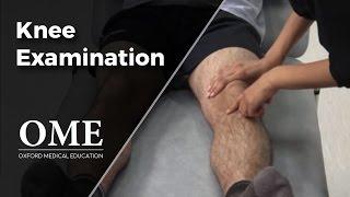 Knee Examination - Orthopaedics view on youtube.com tube online.