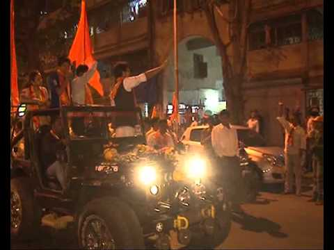 Aditya Thackeray Saheb Road Show , Mahim-Wadala: Part-2