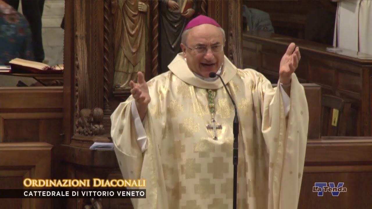 S. Messa - Ordinazioni diaconali