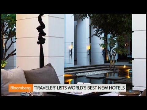 Here's Where to Find the World's Best New Hotels