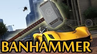 ★ GTA 5 - The Banhammer Is Coming Down! NOS Users Beware!