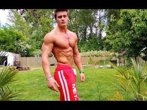 Jeff Seid 3 days out from IFBB Pro Card
