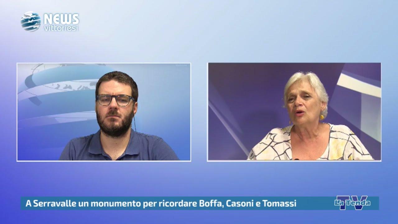News vittoriesi - Un monumento per Vittorio Veneto