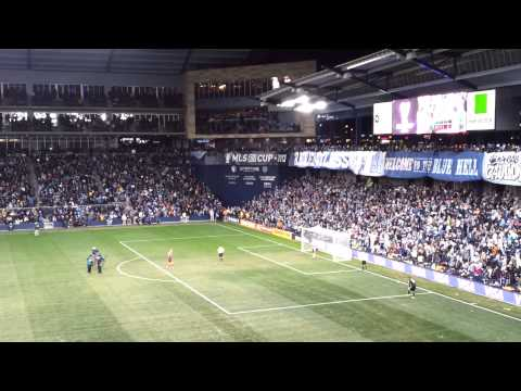 Sporting KC Wins 2013 MLS Cup in Shoot-Out