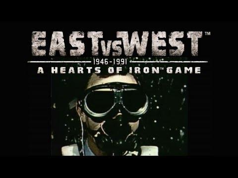 Компания Paradox анонсировала East vs. West: A Hearts of Iron Game — стратегию про Холодную войну