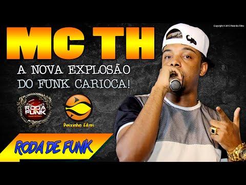 MC TH :: A Nova Sensação do Funk Carioca ao Vivo na Roda de Funk ::  Exclusivo