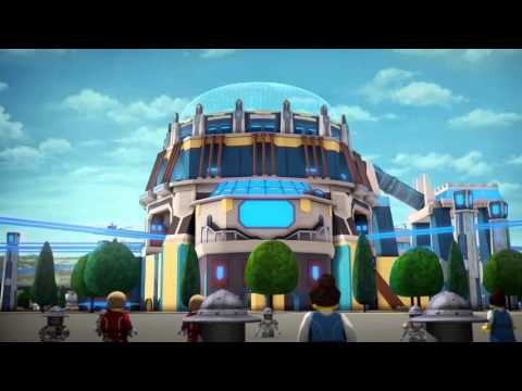 LEGO NEXO KNIGHTS - webizoda 3 - Dobr� rytier Clay Morrington