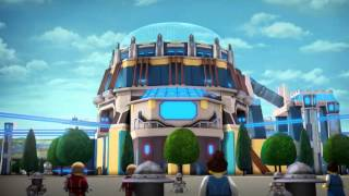 LEGO NEXO KNIGHTS - webizoda 3 - Dobrý rytíř Clay Morrington