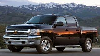 2013 Chevrolet Silverado 1500 LT Crew Cab Start Up and Review 5.3 L V8 videos