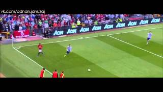 Adnan Januzaj vs West Bromwich Albion 28.09.2013 Highlights