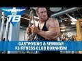 Seminar Gastposing im F3 Fitness Club Bornheim