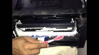 Mantenimiento Y Limpieza A Una Impresora Canon MP250