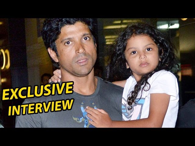Farhan Akhtar Talks On Reaction Of His Kids After Watching Bhaag Milkha Bhaag