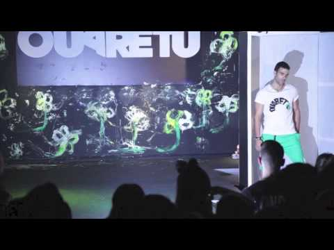 OUARETU LIVE FASHION SHOW