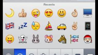 How To Get Emoji (Symbols) On Your IPhone/iPod Touch FREE