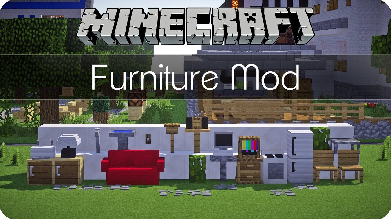 Minecraft Mod Review [DE] [HD]