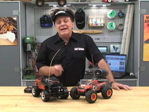RC Cars - Part 1