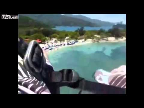 Dragon's Breath Zipline - Labadee, Haiti Royal Caribbean Oasis of the Seas