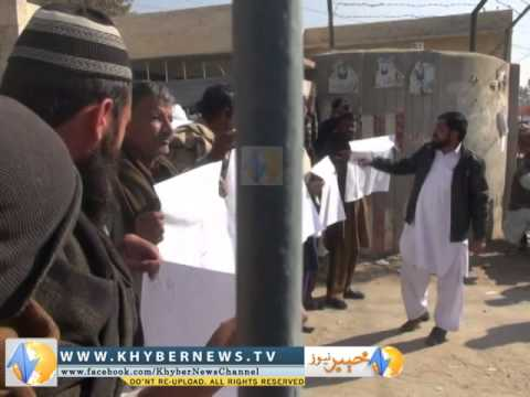 As Live Beper against Protest Wapda By Naseer Azam in dikhan