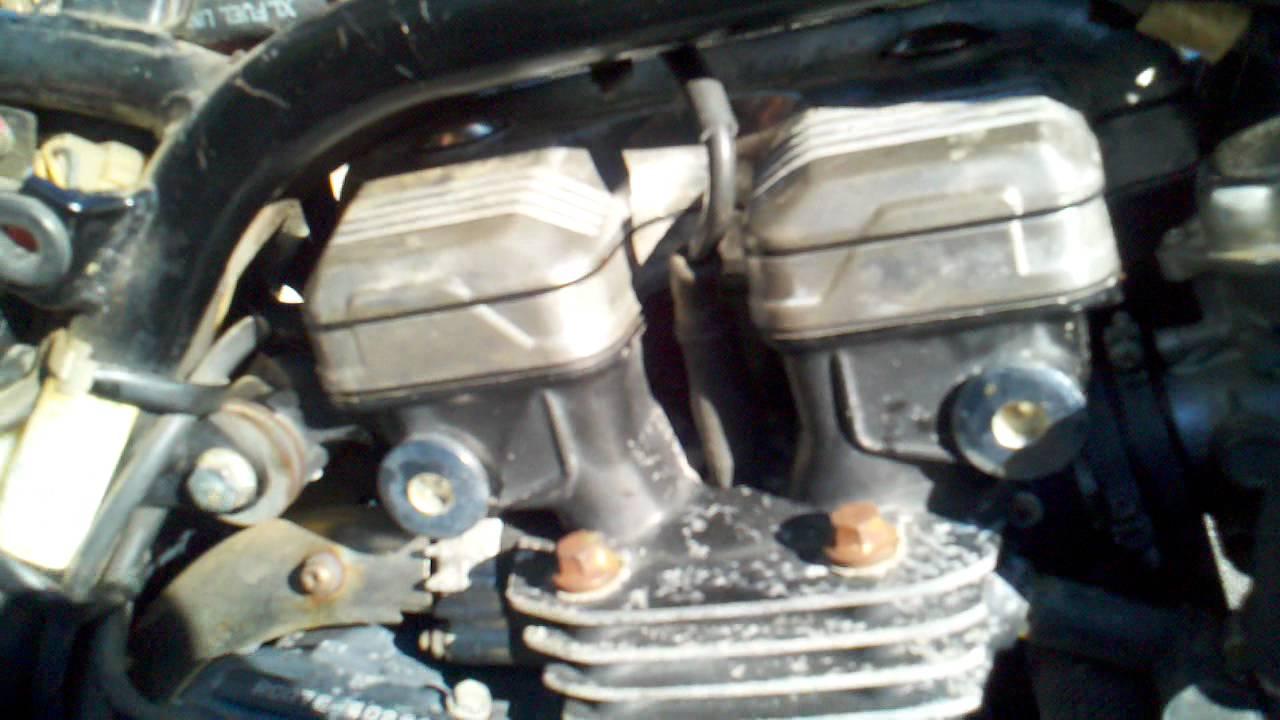 Yamaha R Valve Adjustment Symptoms