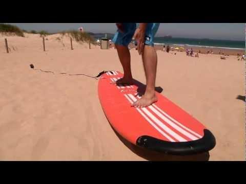 Técnicas de Surf