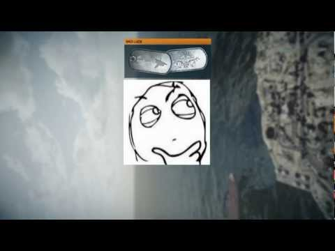 Battlefield 3/BF3 - How to Troll Jets