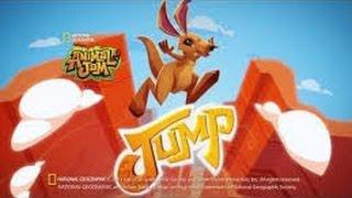 AJ Jump: Animal Jam Kangaroos! GamePlay