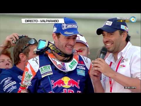 Rally Dakar 2014 - Resumen - 18-01-14 (4 de 5)