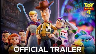 Toy Story 4 | Official Trailer